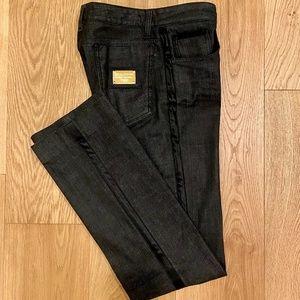 Dolce & Gabbana Tuxedo Jeans
